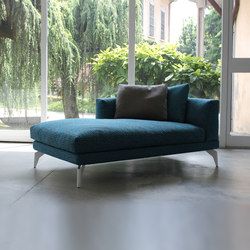 Chaiselongue design  CHAISE LONGUES - High quality designer CHAISE LONGUES | Architonic