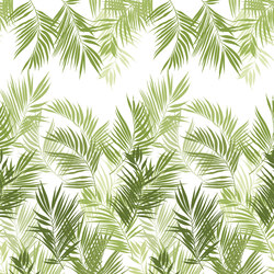 Urban Nature | Jungle Leaves | Bespoke | Mr Perswall