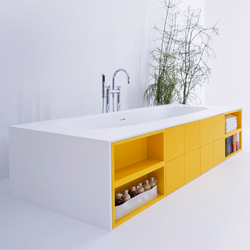 Joy Bathtub | Free-standing baths | Arlex Italia