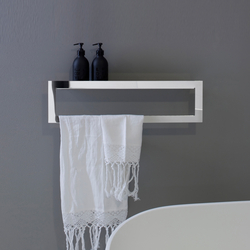 Kiri Towel-rack shelf | Towel rails | Arlex Italia
