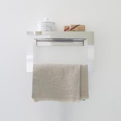 Arlex italia illuminazione decorativa arredo bagno sanitari - Mobile porta asciugamani ...
