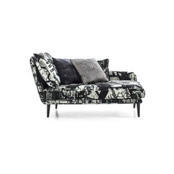 Sister Ray | Dormeuse | Diesel by Moroso
