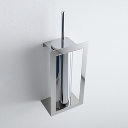Kiri Toilet-brush holder | Porte-balais | Arlex Italia