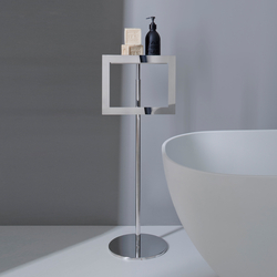 Kiri Towel-rack table | Towel rails | Arlex Italia