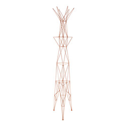 Pylon Coat Stand | Standgarderoben | Tom Dixon