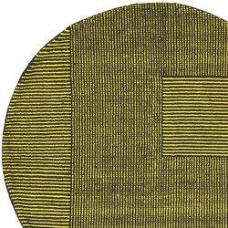 Stripe Round Rug | Alfombras / Alfombras de diseño | Tom Dixon