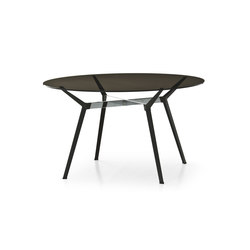 Pylon Round | Dining tables | Diesel with Moroso