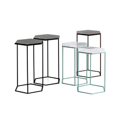 Hexxed | Side tables | Diesel by Moroso