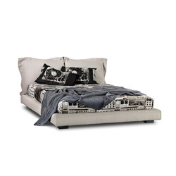 Nebula Five | Double beds | Diesel by Moroso