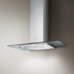 FLAT GLASS PLUS wall mounted | Extractors | Elica