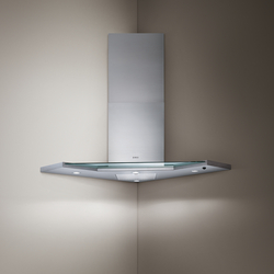 SYNTHESIS corner mounted | Kitchen hoods | Elica