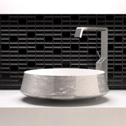 Exté Lux | Wash basins | Glass Design