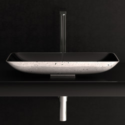 Nek Lux | Wash basins | Glass Design