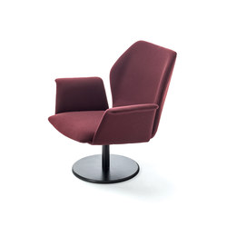 Ava Lounge chair | Sillones | Bross