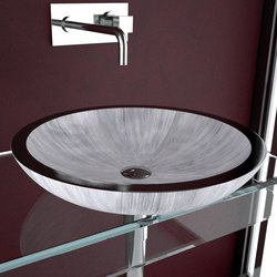 Round | Wash basins | Glass Design