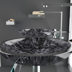 Round | Lavabos | Glass Design