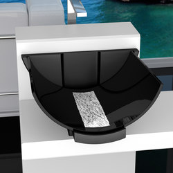 Calla | Wash basins | Glass Design