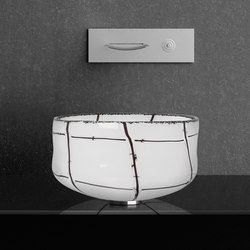 Canale | Wash basins | Glass Design