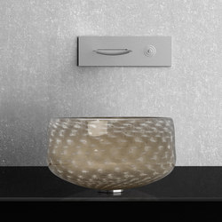 Ottico | Lavabi / Lavandini | Glass Design