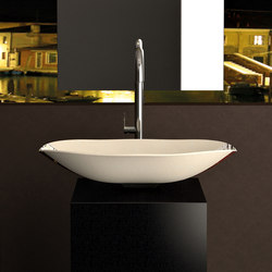 Carnival | Wash basins | Glass Design