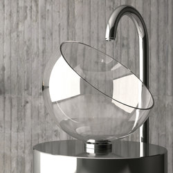 Moon | Wash basins | Glass Design