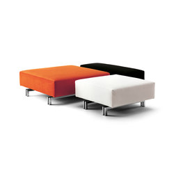 Alexander | pouf | Poufs | Mussi Italy