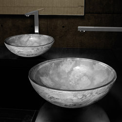 Luna | Wash basins | Glass Design