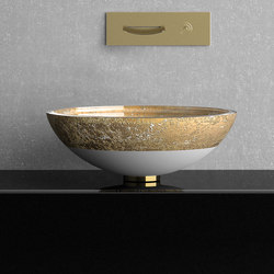 Flare | Wash basins | Glass Design