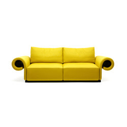 B.olide | 2-seater sofa | Sofas | Mussi Italy