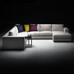 Composit | modular elements | Modular seating systems | Mussi Italy