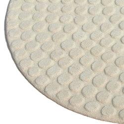 Bubbles White | Formatteppiche | Nuzrat Carpet Emporium