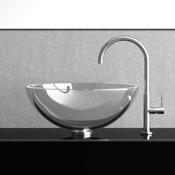 Soffio | Wash basins | Glass Design
