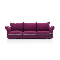 Do-Dolly   | 3-seater sofa | Sofás lounge | Mussi Italy