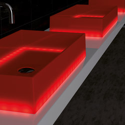 Barchetta Light | Lavabos | Glass Design