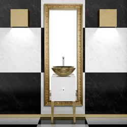 Monnalisa Florence Mosaic | Meubles sous-lavabo | Glass Design