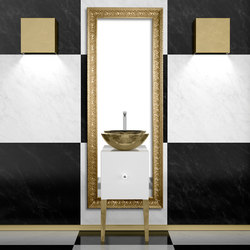 Monnalisa Florence Mosaic | Waschtischunterschränke | Glass Design