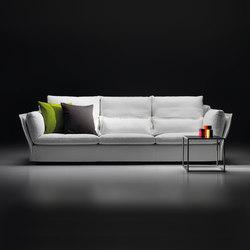 Le Bateau  | 3-seater sofa | Lounge sofas | Mussi Italy