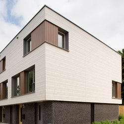 Facades Domijn Wonen | Porcelain cladding panels | Mosa
