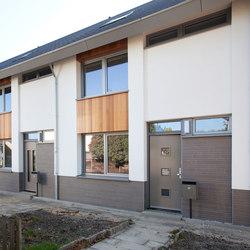 Facades Wijk van Morgen | Ventilated façade systems | Mosa