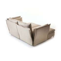 Le Bateau  | divano profondo | Divani lounge | Mussi Italy