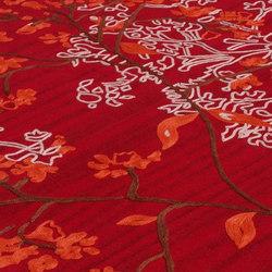 Jaesh Tomato Melange | Rugs / Designer rugs | Nuzrat Carpet Emporium