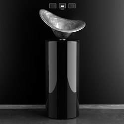 Koin XL Flower | Armarios lavabo | Glass Design