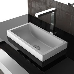 Kosta I | Wash basins | Glass Design