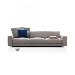 Softly Box  | 3-seater sofa | Loungesofas | Mussi Italy