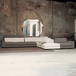 Softly Box  | modular elements | Modular seating systems | Mussi Italy