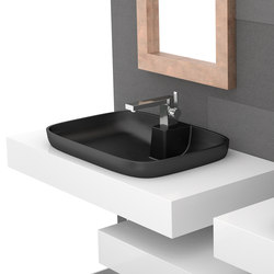 Volcano FL | Wash basins | Glass Design