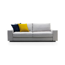 Square C | 2-seater sofa | Loungesofas | Mussi Italy