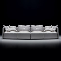 Square  | 4-seater sofa | Sofás | Mussi Italy