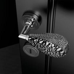 Goccia | Juego picaportes | Glass Design