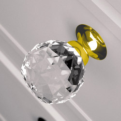 Geo Pull | Pomoli | Glass Design